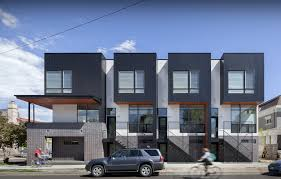 100 Row Houses Architecture Emerson House Meridian 105 ArchDaily