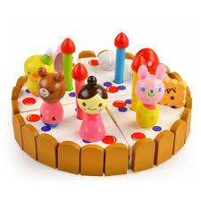 jeux de cuisine de aux fraises highdas jouets en bois fraise enfants jeu mini chocolate cake