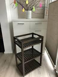 rollwagen ikea badezimmer ausstattung und möbel ebay