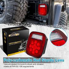 Amazon.com: Partsam 2x Red/White 39 LED Stop Turn Tail Stud Lights ... What Have You Done To Your K2 Today Page 492 42018 Weathertech In Channel Catlin Truck Accsories Oxgord Car Door Trim Edge 85 Ft Body Strip Chrome Mold Auto Door The Grand Valley Ledger Digalfit Michael Kors Womens Mk3355 Silver Stainless Meet Our Departments Obx Chevrolet Buick Public Library Development Today Jax Daily Record Financial News Amazoncom Partsam 2x Redwhite 39 Led Stop Turn Tail Stud Lights