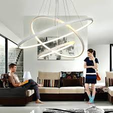 Surprising Dining Room Pendant Lights Modern Led Chandelier For Living Lustre Chandeliers Lighting