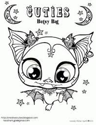 Popular Cute Animal Coloring Pages