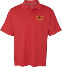 states marine corps custom embroidered moisture wicking polo shirts