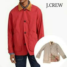 off J Crew Other MENS J CREW COTTON CANVAS BARN JACKET from