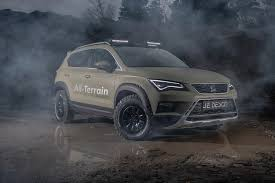 100 Seat By Design Je SEAT Ateca All Terrain 2018pr