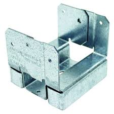Simpson Strong Tie Ceiling Joist Hangers by Simpson Strong Tie Aba 4x4 Zmax Galvanized Adjustable Post Base
