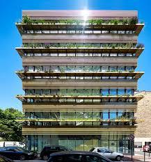les de bureaux immeuble de bureaux les horizons lumière et performance
