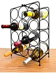 Free Standing Kitchen Cabinets Amazon by Amazon Com Free Standing Wine Racks U0026 Cabinets Storage
