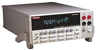 Bench Dmm by 2700 7700 E Keithley 2700 7700 E Bench Digital Multimeter 3a Ac