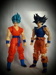 Goku Ultra Instinct 10 Version