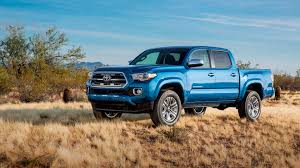 100 Toyota Truck Reviews Preview 2016 Tacoma Expert Autotraderca