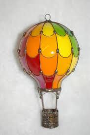 air balloon ornament lightbulb light bulb and repurposed