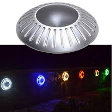 2018 Ufo Lamp Outdoor Led Solar Underground Light Solar Lamp