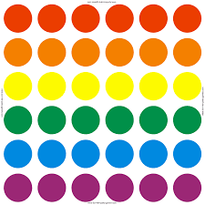 Free Printable Special 6 Color Twister Game Mat In Standard Layout Download Print And Play