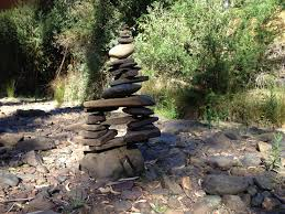 100 Lerderderg State Park My First Rock Stack From The Start Of The Year