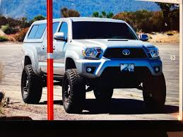 Toyota Tacoma Questions - How Do I Add A 6 Inch Lift On A Truck And ...