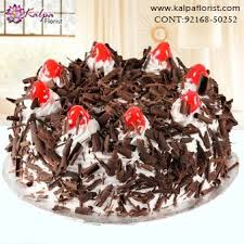 zestful black forest cake 1 5 kg birthday cake home delivery near me
