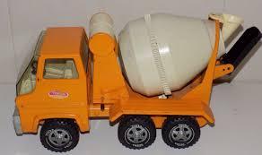 100 Steel Tonka Trucks 1970s Cement Mixer Truck Pressed State Of Missouri