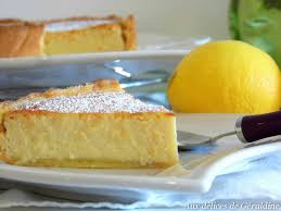 recette avec ricotta dessert aux délices de géraldine tarte ricotta citron