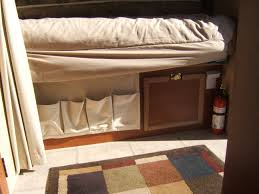 Storage Solutions For Your Travel Trailer RV Or Camper 44 Brilliant Space Saving