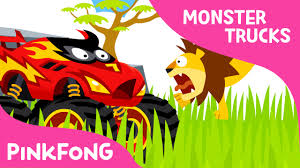 Monster Trucks In The Jungle | Monster Trucks | Pinkfong Songs For ... Easy On The Eye Grave Digger Monster Truck Toys Feature Gas Mayhem Youtube Traxxas Destruction Tour Bakersfield Ca 2017 School Bus End Hot Wheels Jam 2018 Poster Full Reveal Youtube Im A Trucks Pinkfong Songs For Children New Bright 110 Radio Control Chrome Cg In Carrier Dome Syracuse Ny 2014 Show Appmink Car Animation Fun Cartoon With Police Car Fire And All Hot Trending Now Scary Video Kids