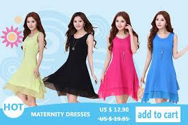 Plus Size Denim Maternity Dress Clothes For Pregnant Women