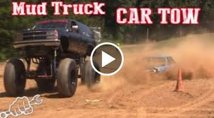 100 Mud Truck Video How To Tow A Car Mud Truck Style Speed Society