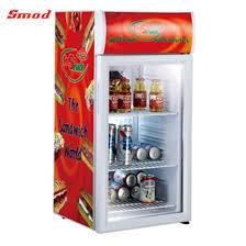 Custom Beer Small Size Mini Fridge Energy Drink Display