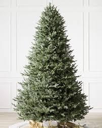 Amazon Balsam Hill BH Fir Premium Artificial Christmas Tree 65 Feet Unlit Home Kitchen
