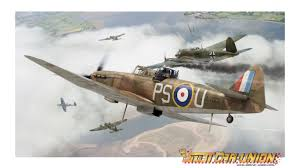 Airfix Boulton Paul Defiant Mk.1 1:72 - Slot Car-Union