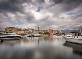 port de florent port de st florent en corse du nord photo stock image 44189596