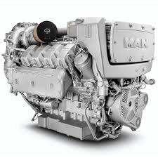 100 Truck Engine Diesel Ship Engine Turbocharged Direct Fuel Injection Common