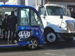 100 Las Vegas Truck Accident Attorney Feds Driver Likely Caused Selfdriving Shuttle Crash