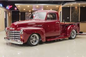 100 53 Chevy Truck For Sale 19 Chevrolet 3100 Classic Cars For Michigan Muscle