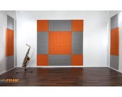 endlich ein leises musikzimmer aixfoam schallabsorber