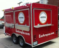 100 Kansas City Food Trucks Eat Arepas Truck Roaming Hunger