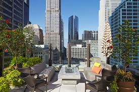 100 Palm Beach Outdoor Lounge Chair Contemporary Patio Chicago The 20 Hottest Rooftop Bars And Terraces In Right Now