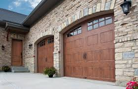 The Gallery Collection Wood Garage DoorsCarriage Style
