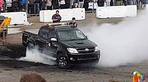The Indestructible Toyota Hilux Is Pretty Good At Destroying Its Own ... Hilux Archives Topgear As Seen On Top Gear South African Military Off Road Vehicles Armed For Sale Toyota Diesel 4x4 Dual Cab Truck In California 50 Years Of The Truck Jeremy Clarkson Couldnt Kill Motoring Research Read Cars Top Gear Episode 6 Review Pickup Guide Green Flag Indestructible Pick Up Oxford Diecast Brand Meet The Ls3 Ridiculux 2018 Arctic Trucks At35 Review Expedition Invincible Puts Its Reputation On Display Revived Another Adventure In Small Scale