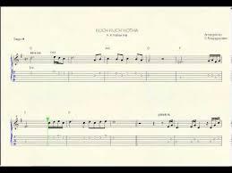 kuch kuch hotha hai sheet notations keyboard guitar