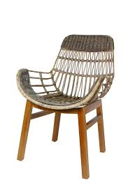 b ware rattanstuhl shelly korb stuhl retro sessel lounge loft esszimmer küche bistro balkon terrasse