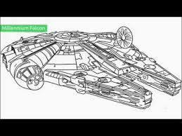 Top 25 Free Printable Star Wars Coloring Pages