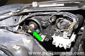 bmw e46 xenon headlight replacement bmw 325i 2001 2005 bmw