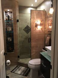 One Day Remodel One Day Affordable Bathroom Remodel My Amazing Graceful Restroom Small Corner Shower Space