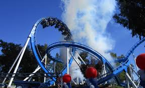 Californias Great America Halloween Haunt 2012 by Patriot Opens At Great America With Much Fanfare