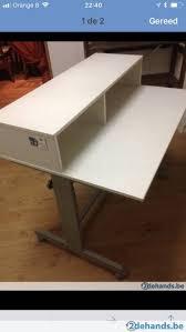 bureau 1m bureau 1m breed x 70 diep te koop 2dehands be