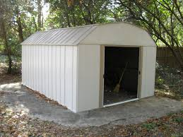 10x14 Garden Shed Plans by Installing An Arrow Metal Utility Building Motopsyco U0027s Asylum