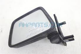 100 Truck Mirror Replacement 1993 Nissan Nissan Rear Driver Side View Black 96302