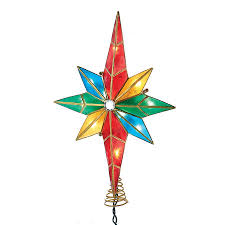 Christmas Tree Toppers by Lighted Tree Toppers