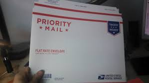 How to fit ANYTHING in a usps flat rate Mailer